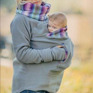 LennyLamb | Fleece Babywearing Sweatshirt